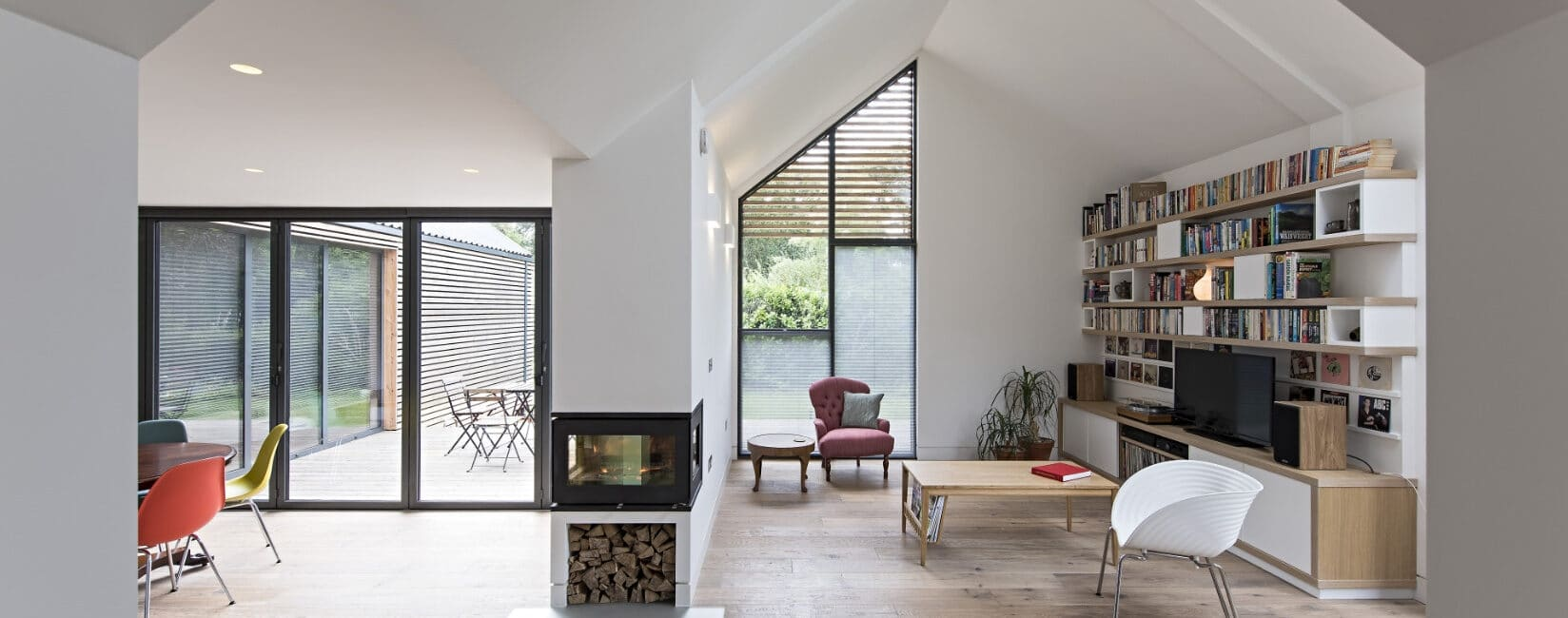 Innovative Flood Resilient Home fitted with SUNFLEX Bifold Doors