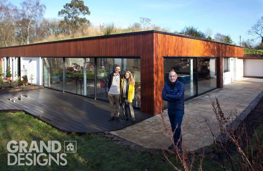 Grand Designs | Incredible eco-home in Buckinghamshire
