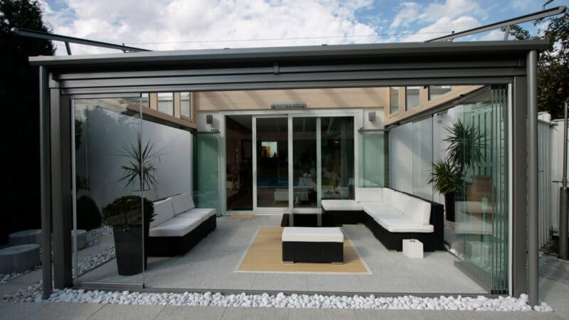 Glass Partitions & Moveable Walls