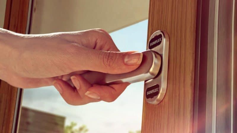 Timber Clad Aluminium Bifold Doors