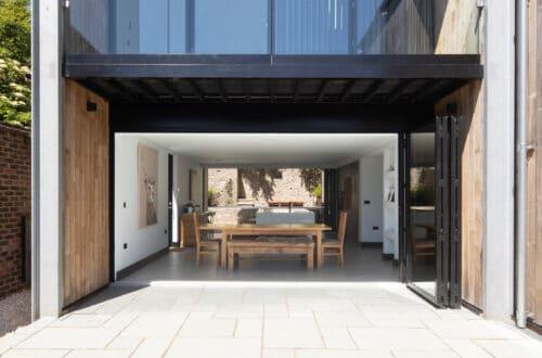 Aluminium Bifold Doors
