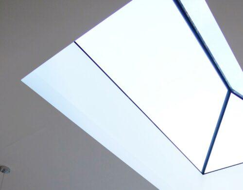 glass roof lantern