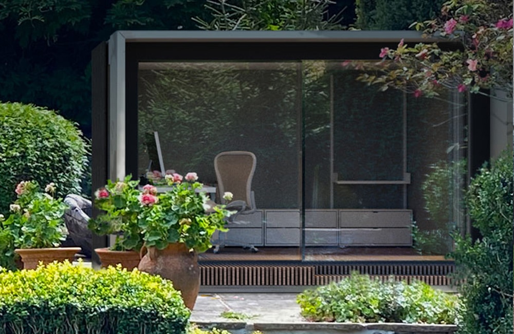 Modulr Spaces garden rooms home offices