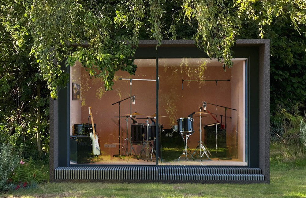 Modulr Spaces garden rooms home offices
