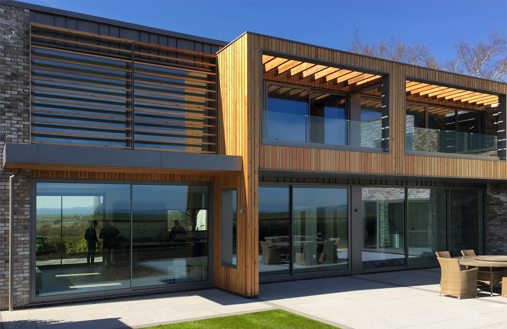 Stunning new-build home in Gloucestershire