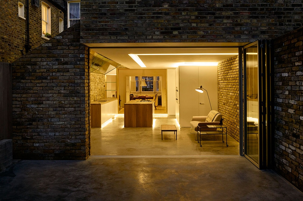 Coffey Architects North West London Side Return Extension